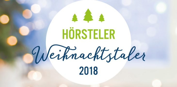 Hörsteler Weihnachtstaler 2018