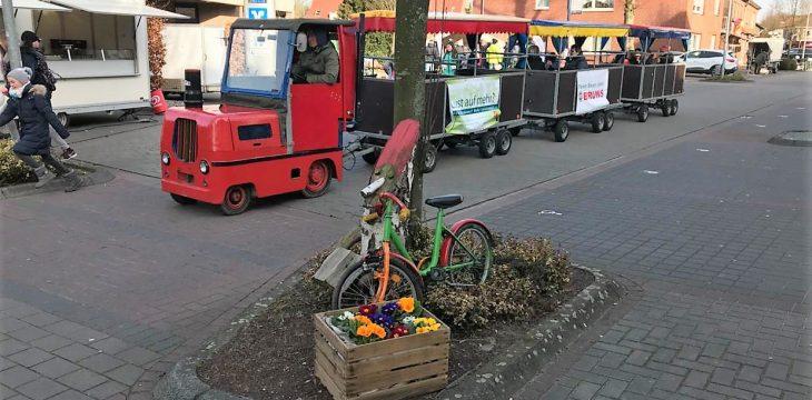 Spiel & Spaß – Hörsteler Frühlingsfarben am 26. Mai 2019