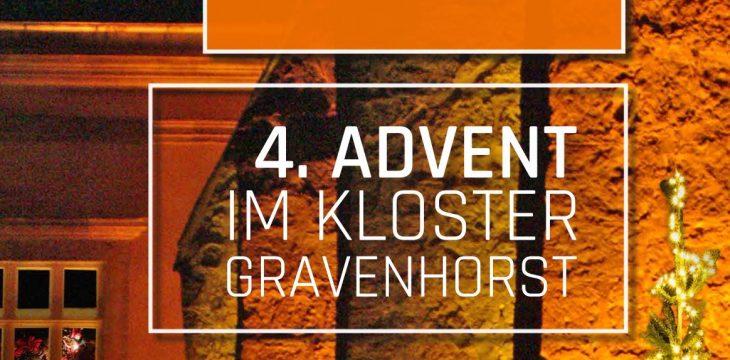 4. Advent im Kloster Gravenhorst vom 21. – 22. Dezember 2019