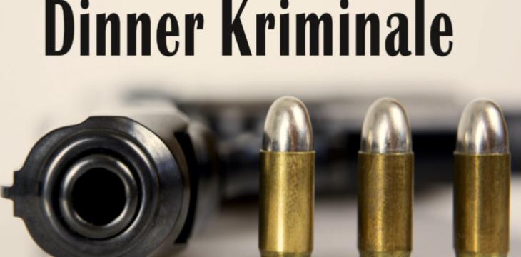 Krimidinner im Haus Hilckmann am 9. Oktober 2021