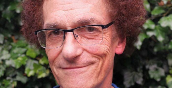 Krimilesung Christoph Güsken am 22. November 2021 in Hörstel